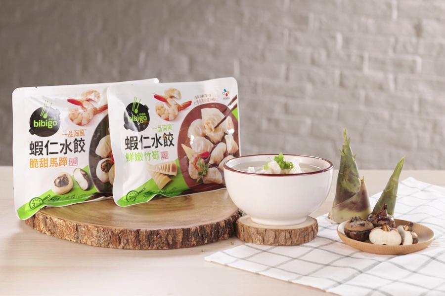 韓國人氣水餃推介!CJ bibigo迷你水餃100%蝦肉超好味