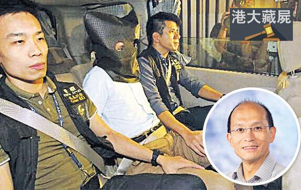 自辯稱平日盡量遷就妻子 辯方:張祺忠抑鬱可減刑責