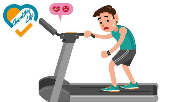 體力變差 運動易喘 提防罕見肺栓塞