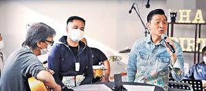 監製《熱血合唱團》 被「騙」做指揮家 劉德華︰跟我們用歌聲治癒人生