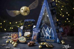 【聖誕禮物2020】馬莎聖誕節Harry Potter主題系列家品零食推介 聖誕倒數月曆/魔杖朱古力/學院杯碟