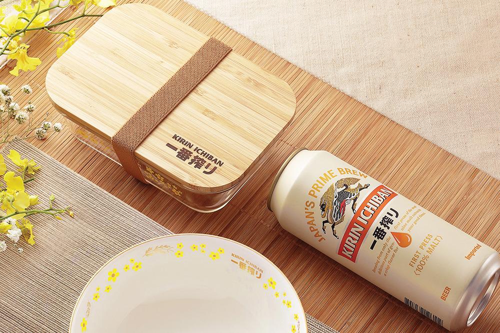 【便利店換購】便利店超精美和風餐具限時換購活動 買麒麟啤酒換日式餐盒/丼碗