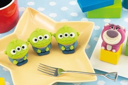 【日本便利店】日本7—11便利店聯乘迪士尼 推出超可愛三眼仔/勞蘇和菓子