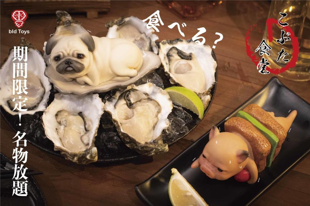 【便利店新品】7-Eleven預購站推出台灣人氣扭蛋精品!粗豬食堂/Animal Life鳥居祈祈禱動物套裝