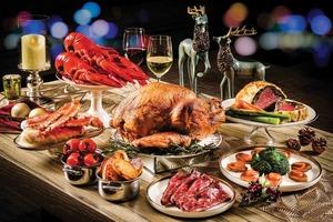 【聖誕自助餐2020】香港JW萬豪酒店推出聖誕自助晚餐!徐夕倒數派對/波士頓龍蝦/威靈頓牛柳