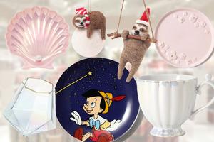 【聖誕禮物2020】Francfranc聖誕禮物$100以下實用廚具推介!小木偶系列杯碟/珍珠貝殼茶具/聖誕裝飾優惠