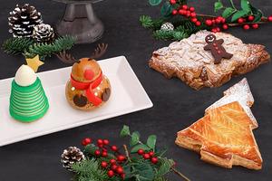 【聖誕節2020】當文歷餅店by Dominique Ansel聖誕系列 聖誕樹開心果迷你蛋糕/雲呢嗱蘋果甜酥