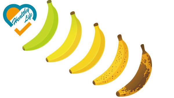 香蕉生熟 營養有別