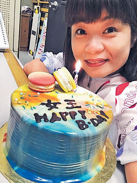 小儀網上聚會慶祝「入五」