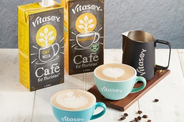 【咖啡】維他奶推出咖啡沖調用健康植物奶!專業沖調用燕麥奶及豆奶登陸超市