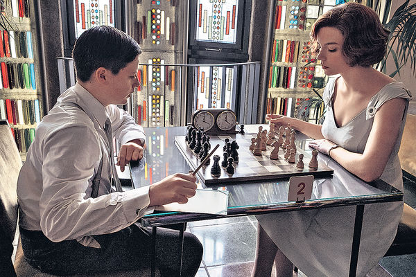 一部劇掀起學國際象棋熱潮