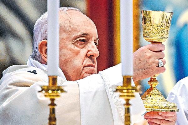 教宗稱維吾爾人「受迫害」 中梵關係勢添陰霾