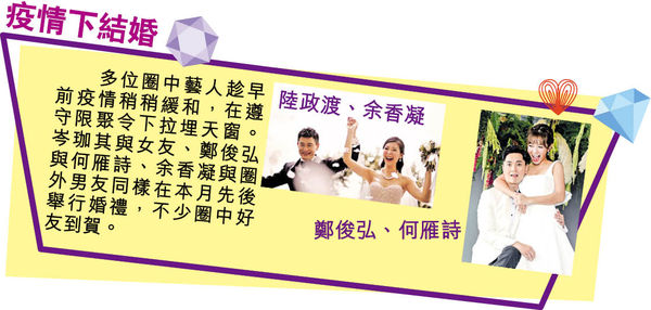 清水灣愛巢簽紙娶張寶兒 袁偉豪愛的宣言︰一個人搵錢 兩個人使錢