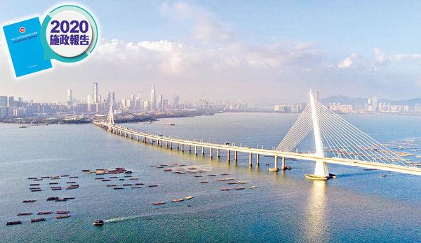 港珠澳大橋將允港車北上 不設配額 或可網上申請