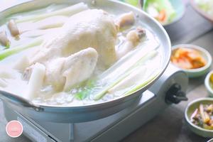 【韓式食譜】簡單暖笠笠食譜之選! 自家製還原韓式一隻雞