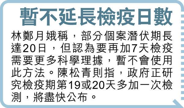 政府徵用兩酒店作檢疫 抵港者須住指定酒店 被批遲遲未落實