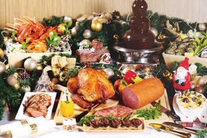 8度海逸酒店聖誕及新年系列餐飲 早鳥優惠85折
