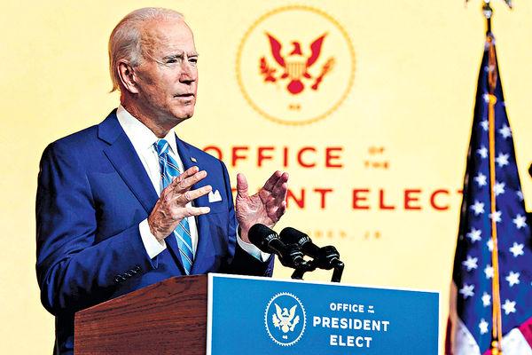 拜登提名耶倫任財長 首接收總統每日簡報