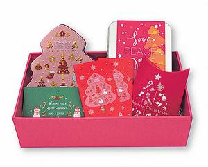 奇華 x Sanrio聖誕主題禮盒