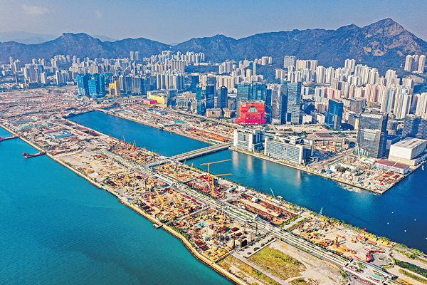 啟德4E區1號住宅地 中國海外以$43億投得