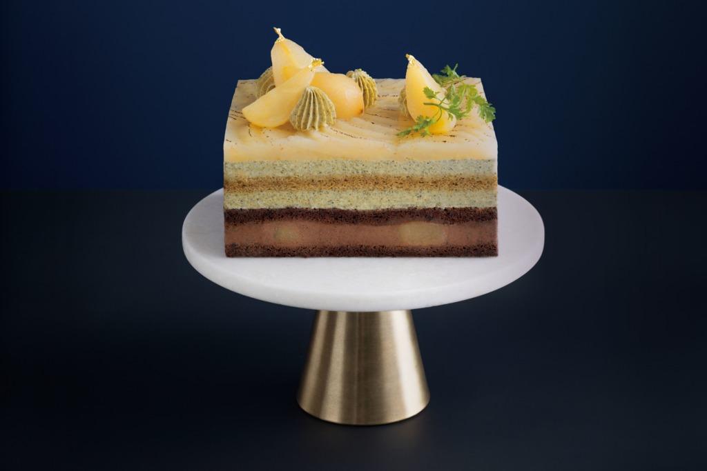 【LIFETASTIC蛋糕】LIFETASTIC聖誕全新推出!朱古力茉莉花茶蛋糕登場/早鳥優惠85折