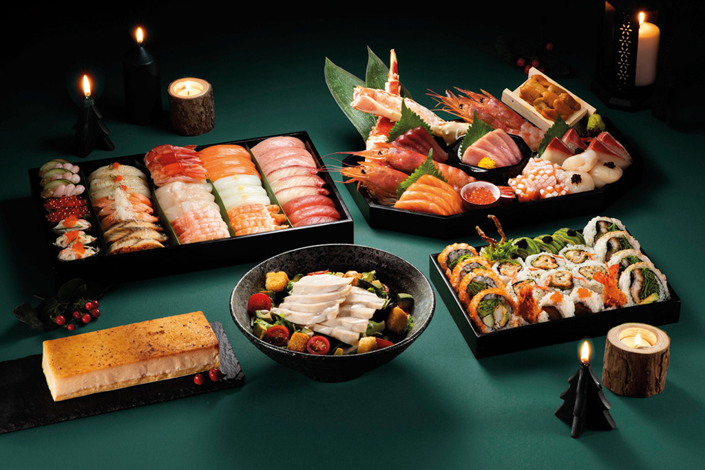 【聖誕到會2020】最高可享75折優惠!日本料理專門店「千両」推出外賣聖誕盛 原板馬糞海膽/鱈場蟹/壽司/刺身等10款到會選擇