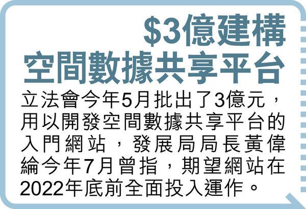 推動智慧城市 「香港出行易」覆蓋全港 搵路行更易