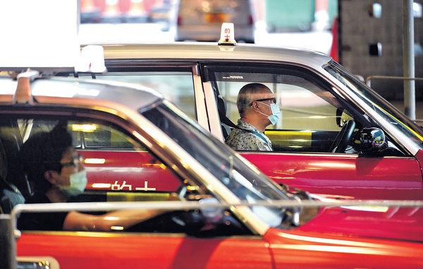 立橋人壽贈的士司機新冠保障 最高可獲$1.2萬