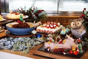 【聖誕自助餐】銅鑼灣Mr Steak Buffet 12月聖誕自助餐78折優惠!任食聖誕火雞/即開生蠔/火焰雪山/Mövenpick