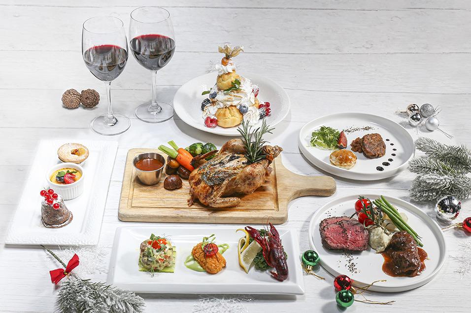 【聖誕到會2020】有早鳥優惠!灣仔懷舊西餐「來佬餐館」推出聖誕套餐+到會服務 酥皮油封鴨腿餡餅/海膽天使麵/泡芙蛋聖誕樹