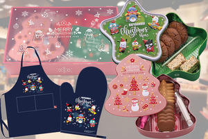 【聖誕禮物2020】奇華聖誕節限定禮盒!DIY聖誕曲奇/Sanrio禮盒套裝/現金券優惠