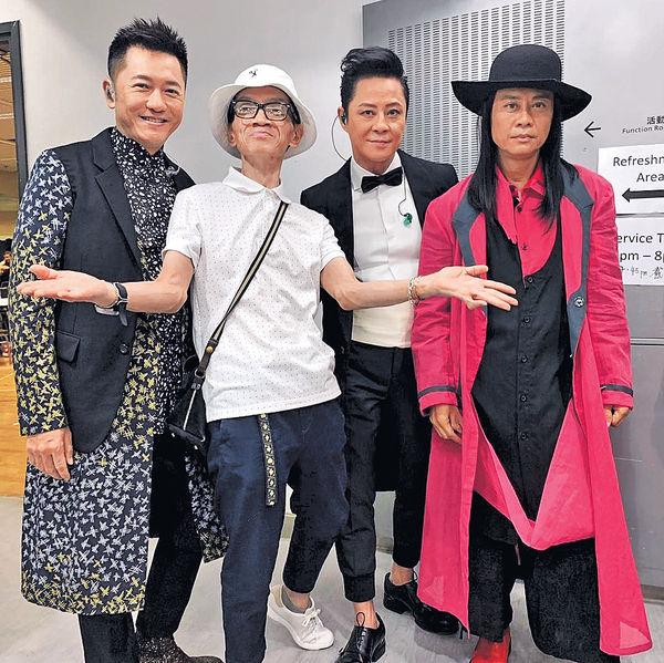 星級髮型師Jacky Ma病逝 蔡一傑:真的不捨你離去