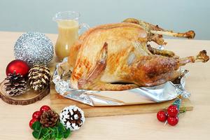 【聖誕到會2020】超豐富聖誕節到會套餐推介 原隻烤火雞/巨型牛肋排/Hershey's朱古力brownie