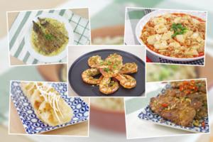 【晚餐食譜】新手輕鬆完成!8款簡單家常菜快速晚餐食譜推薦  鹹蛋蒸肉餅/麻婆豆腐/蒜蓉牛油大蝦
