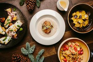 【聖誕大餐2020】上環意大利餐廳208 Duecento Otto推出聖誕限定menu 手工意粉/雞尾酒/拿玻里Pizza