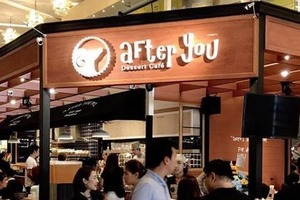 【銅鑼灣美食】泰國人氣甜品店After You Dessert Cafe登陸銅鑼灣!Pop-Up聖誕市集/精選限定甜品款式及飲品