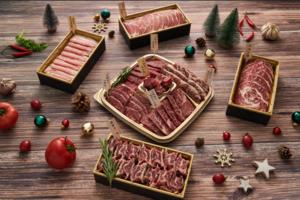 【聖誕外賣2020】DSPARK首推火鍋燒肉組合聖誕限定禮盒 自選純黑安格斯牛小排/美國頂級PRIME肥牛/松阪豬