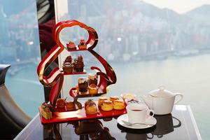 【聖誕下午茶2020】2020聖誕節下午茶5大精選推介!任食GODIVA雪糕/102樓無敵大海景/傳統英式tea set
