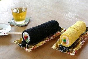 【聖誕交換禮物】8款$500內實用創意聖誕禮物推介 LOG-ON壽司漢堡襪/Francfranc蛋糕海綿/鬆餅造型蠟燭/甜品耳環