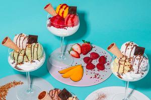 【觀塘美食】人氣朱古力品牌VENCHI登陸apm 新推gelato甜品系列/首間分店設用餐空間