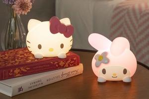 【便利店新品】7-Eleven便利店推出限量版 Sanrio LED感應小夜燈!Hello Kitty/My Melody大頭小夜燈聖誕禮物