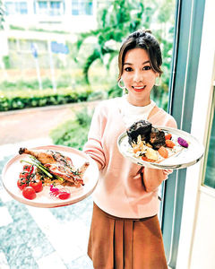旗下餐廳疑多人食物中毒 黃婉曼致電不適食客道歉