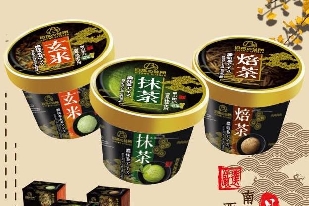 【超市新品】日本人氣濃茶雪糕「日本の台所」首推家庭裝杯裝登陸超市!試勻抹茶/焙茶/玄米茶口味雪糕