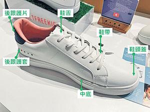 鞋履舒適在乎設計細節