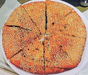 杭州精緻手工菜 人間美食蟹釀橙