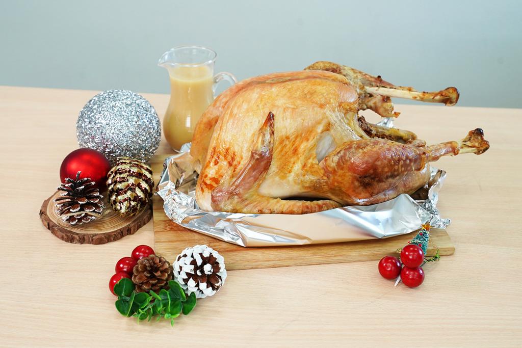 【聖誕到會2020】聖誕節2020聖誕大餐外賣到會5大推介!原隻火雞/巨型牛肋排/Hershey's布朗尼/原板馬糞海膽