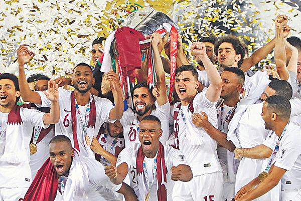 卡塔爾「脫亞入歐」 為舉辦世杯熱身