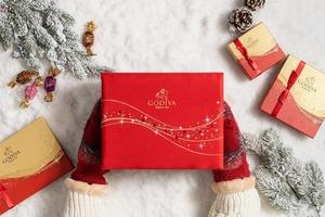 【聖誕優惠2020】GODIVA節日限定優惠!聖誕朱古力禮盒8折/指定朱古力買一送一