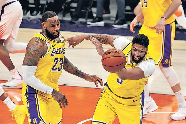 湖人搶頭炮 NBA今早開鑼 洛城打吡戰
