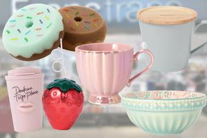 【廚具開倉】Francfranc聖誕大減價低至半價!$100以下杯碟推介/精選家品廚具/粉色焗盤